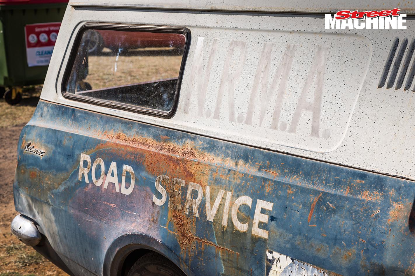 Holden NRMA Van Old 3