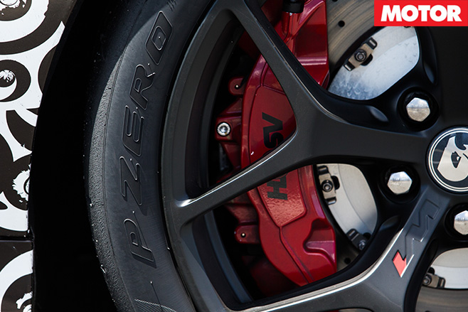HSV GTSR W1 wheel