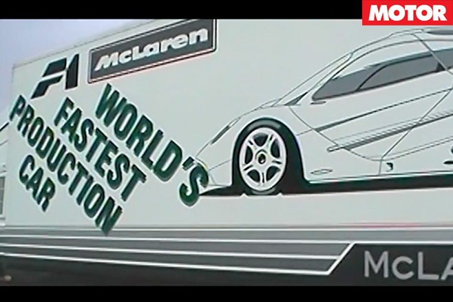 Worlds fastest production car