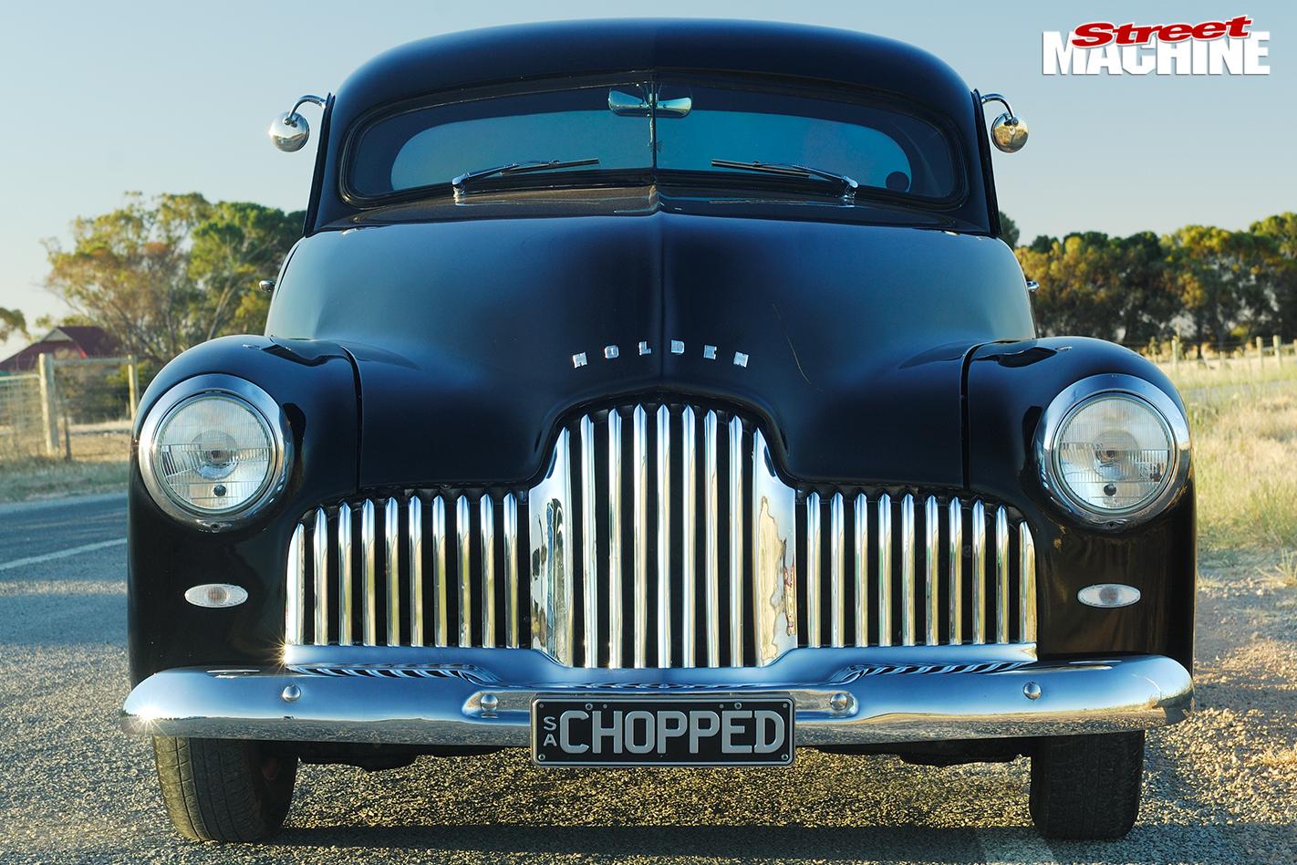 Holden -fx -ute -front