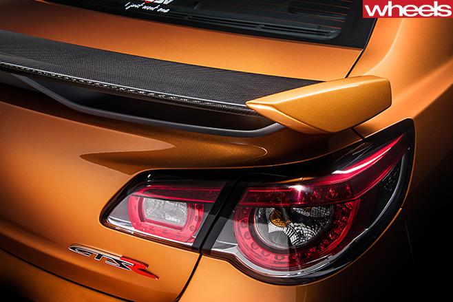 HSV-GTS-R-rear -spoiler