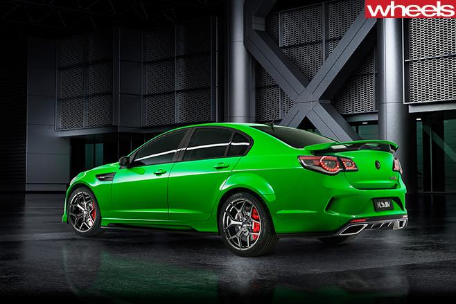 2017-HSV-GTSR-rear -side