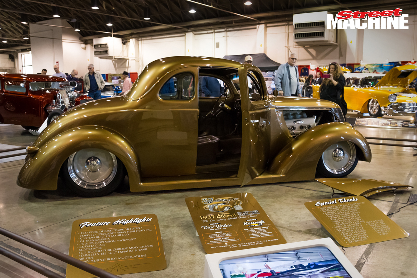 Grand National Roadster Show 1106
