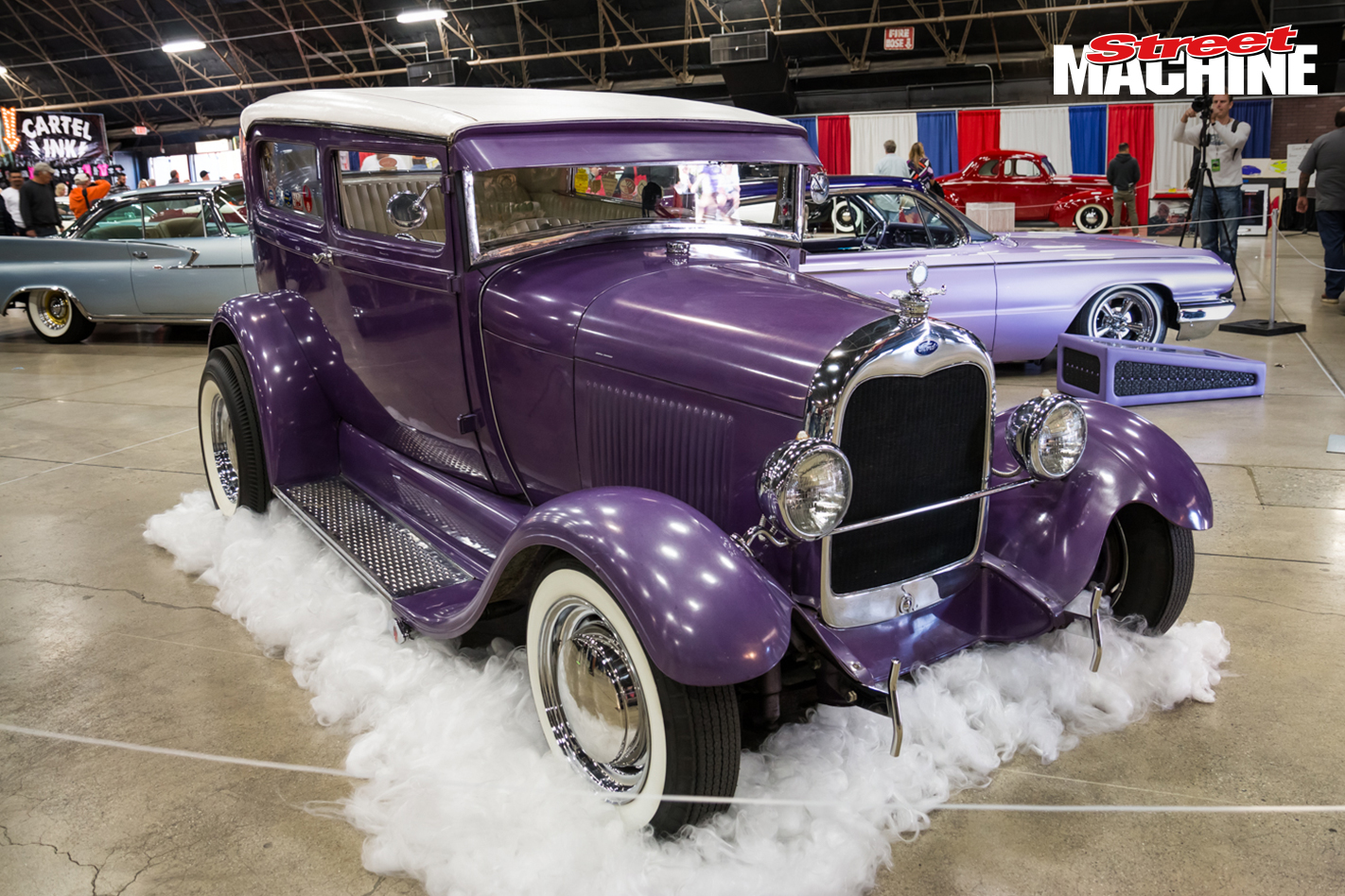 Grand National Roadster Show 1128