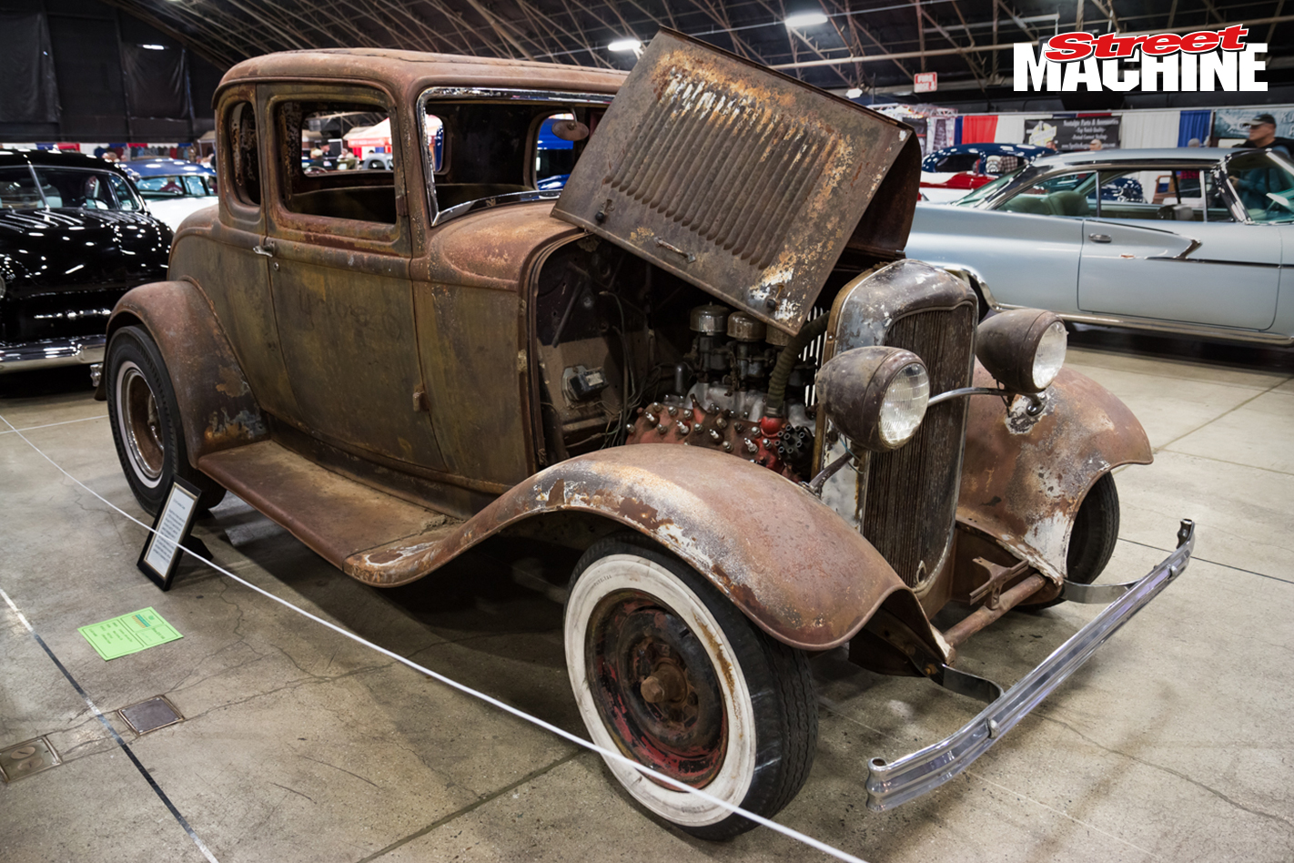 Grand National Roadster Show 1131