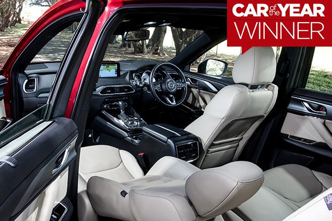 2017-Mazda -CX-7-interior