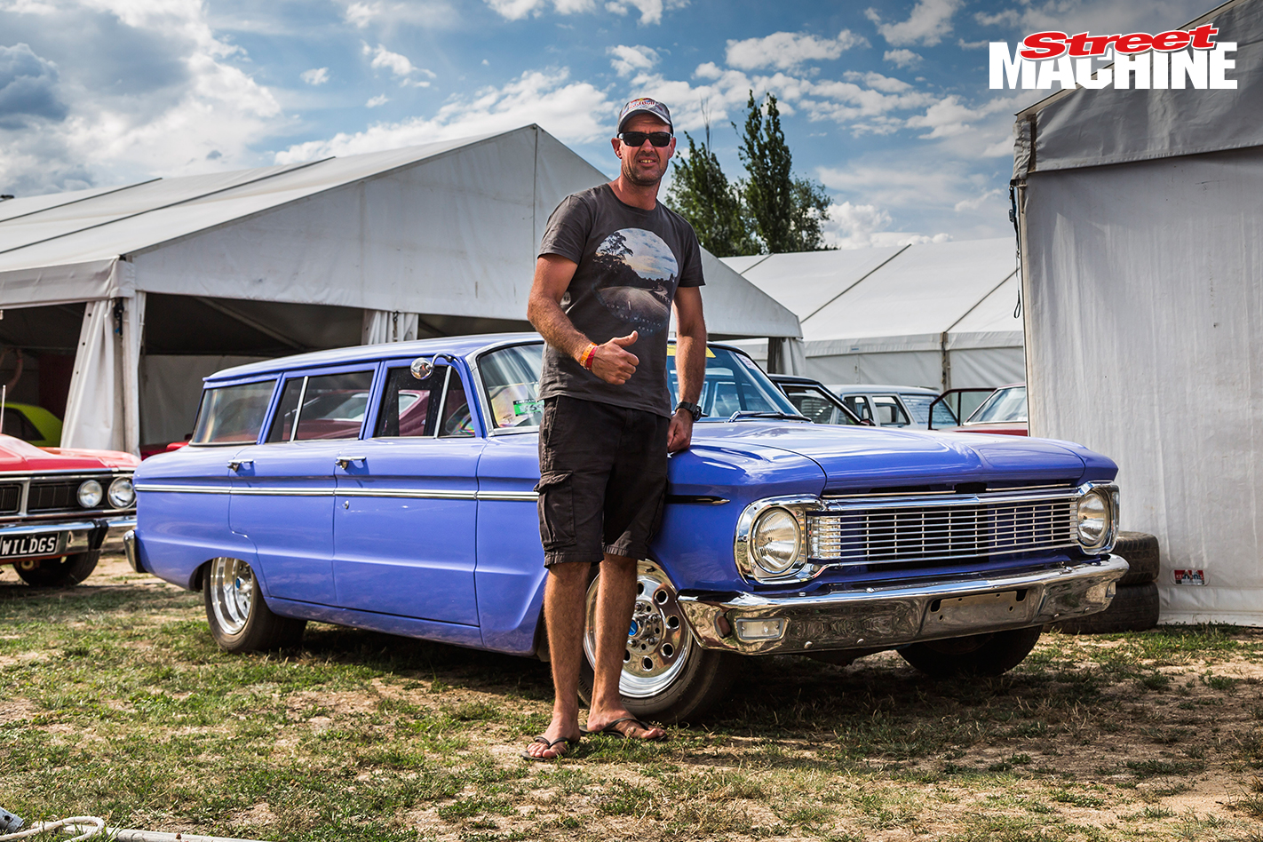 Ford Falcon XP Wagon Chopped 5