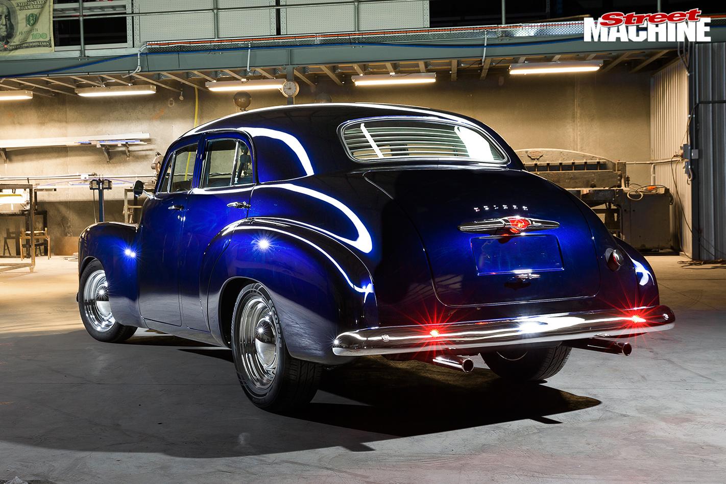 Holden -fx -sedan -rear