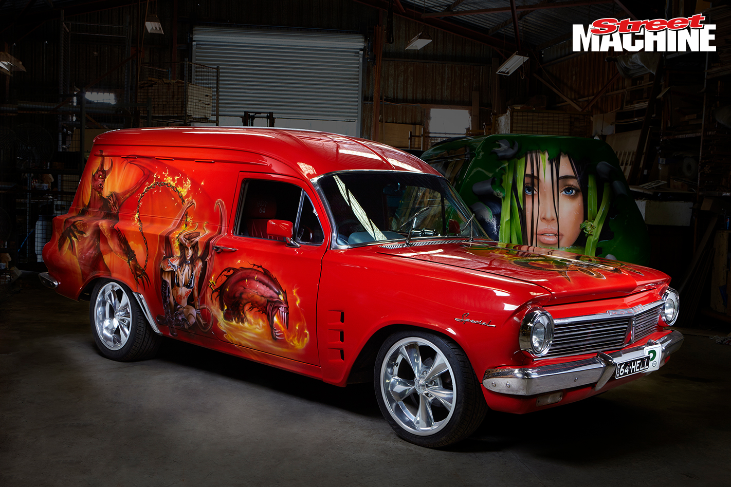 Holden Panel Vans Lucifer 1