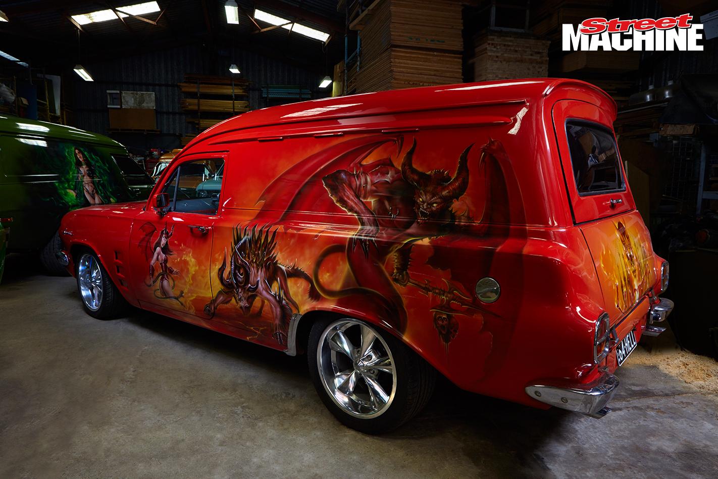 Holden Panel Vans Lucifer 2