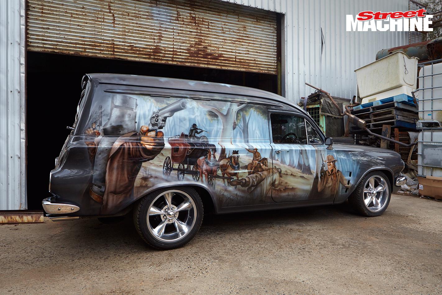 Holden Panel Vans Ned 1