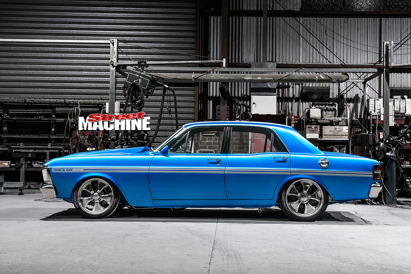 Ford -falcon -xy -gt -side -nw