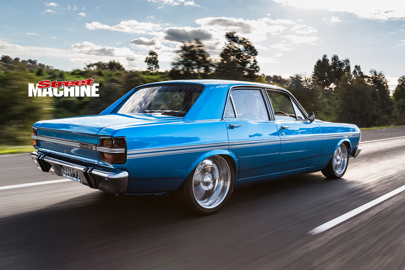 Ford -falcon -xy -gt -onroad -nw