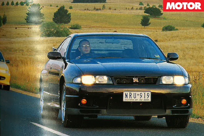 GTR-driving