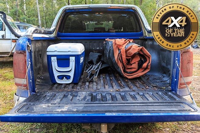 Volkswagen Amarok tray