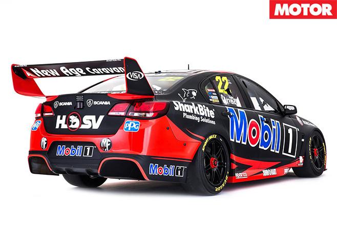 HSV-Racing -supercar -rear