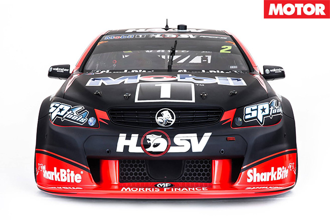 HSV-Racing -supercar -front