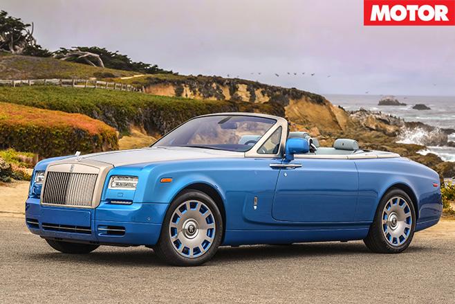 Rolls Drophead