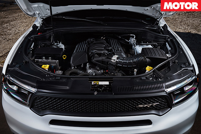 Dodge Durango SRT engine