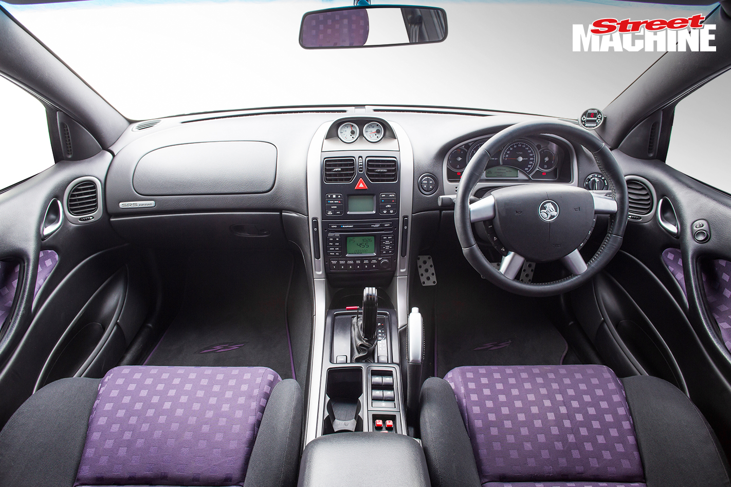 VY Commodore SS Interior