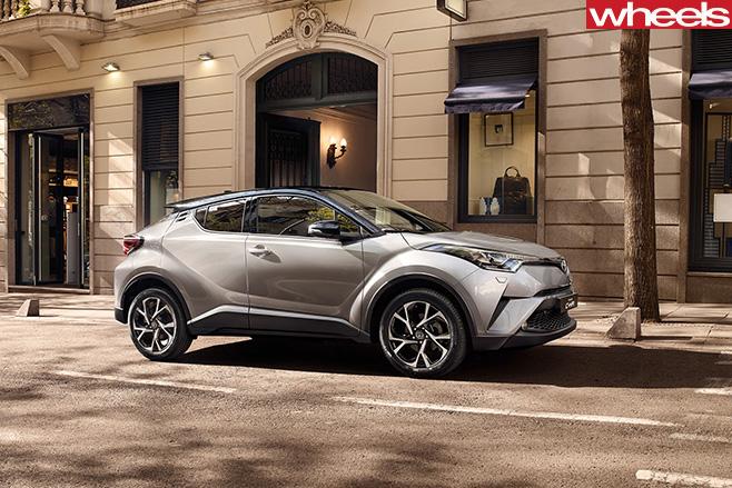 2017-Toyota -CH-R