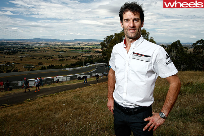 Mark Webber Auditions for The Grand Tour