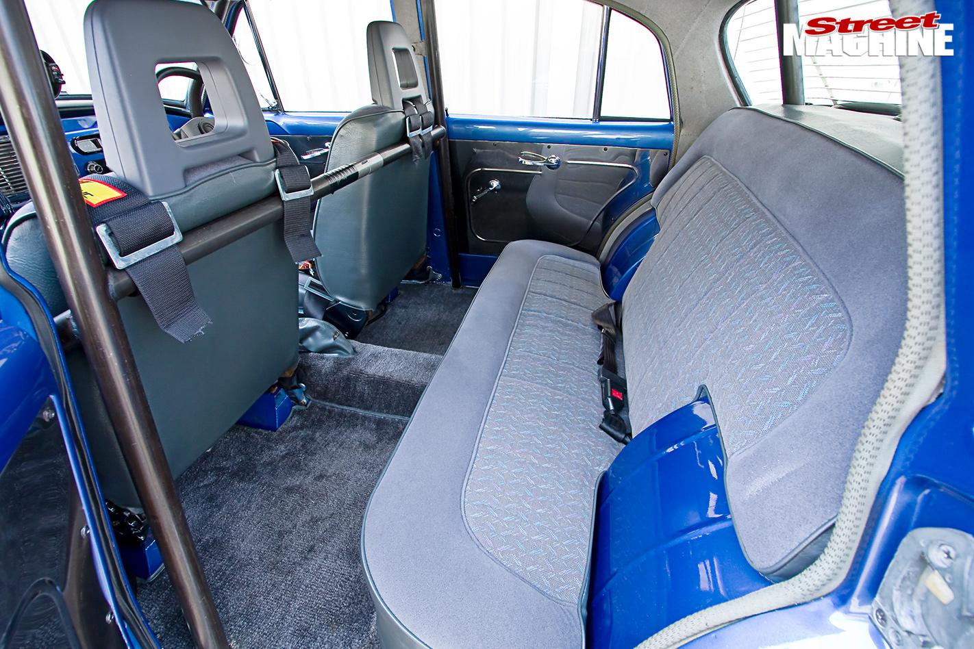 Fc -holden -interior -rear