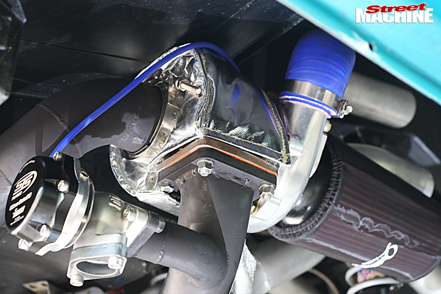 HOW TO INSTALL A REAR-MOUNTED TURBO SET-UP