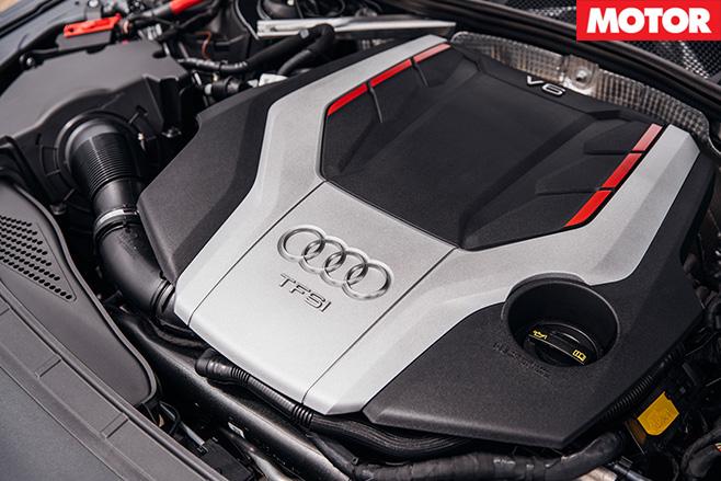 Audi S Review - Audi s4 horsepower