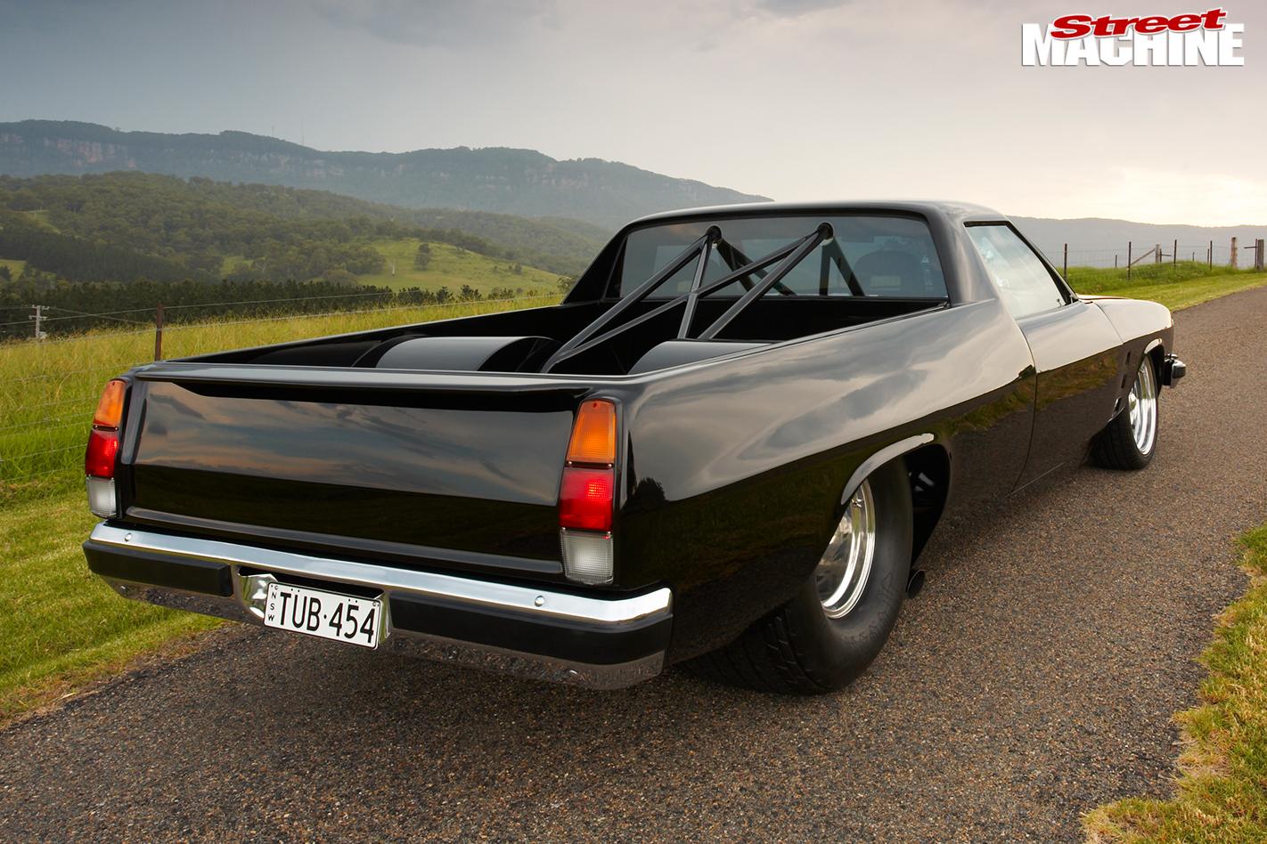 Holden -wb -ute -rear