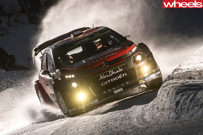 Citroen -C3-rally