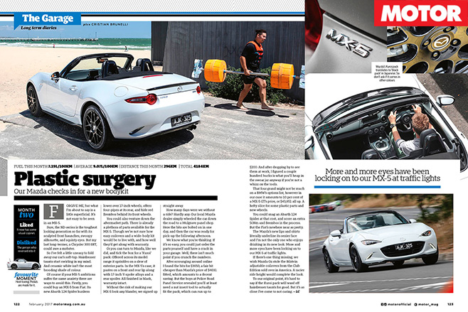 Mazda MX-5 long term review