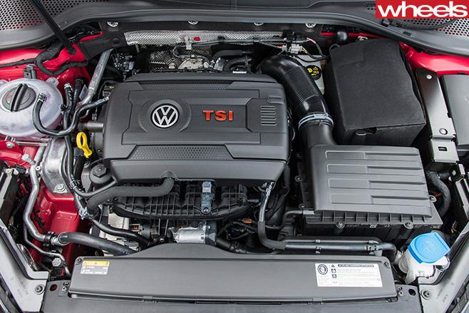 Volkswagen -Golf -7-5-GTi -engine