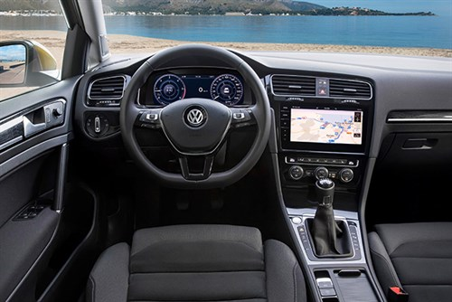 2017 Volkswagen Golf 7 5 Interior Dash