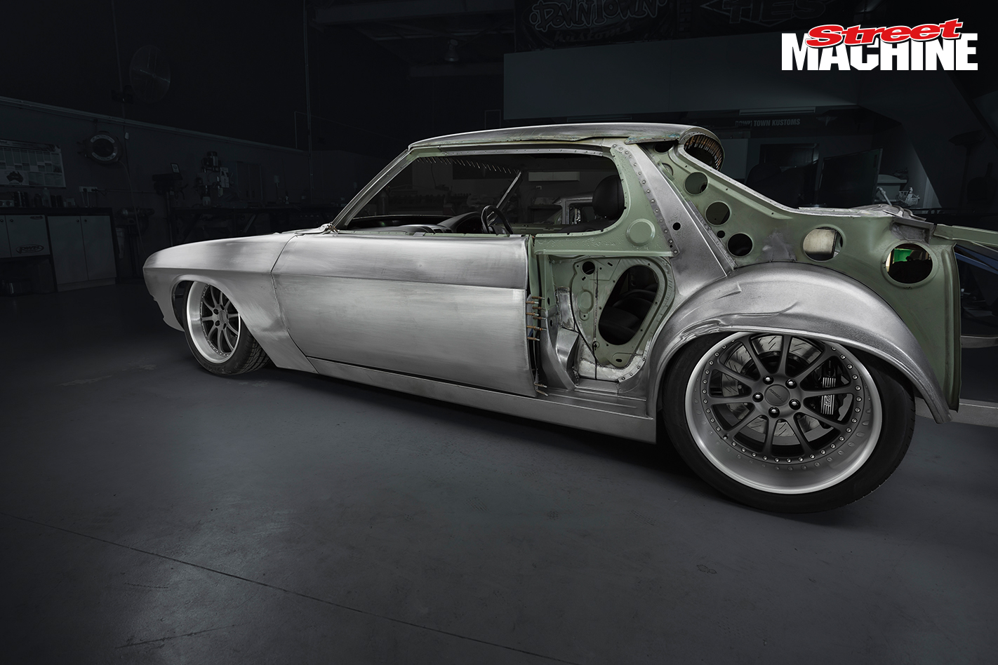 HQ Monaro Wide Body Build 1