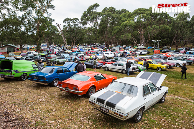 Hanging Rock Car Show 4