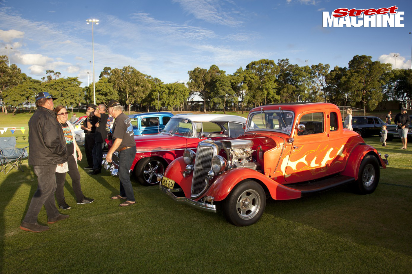 Hot rod Nev Anderson THE-FINAL-BIG-ALS-POKER-RUN-Caption -10-140