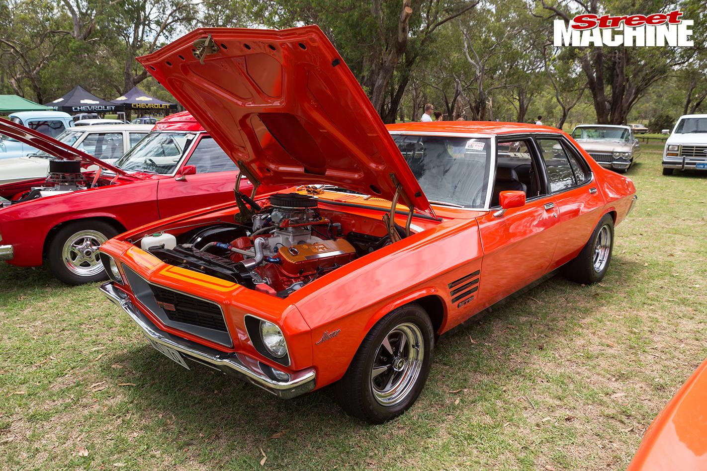 big block Chevrolet engine HQ THE-FINAL-BIG-ALS-POKER-RUN-Caption -15-4918