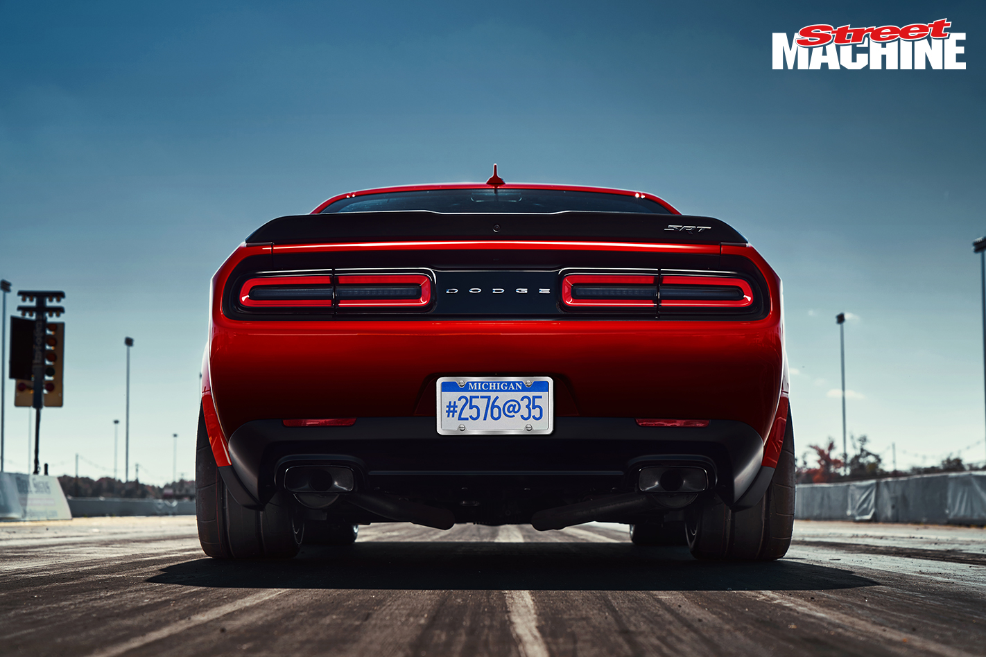 Dodge Demon 1