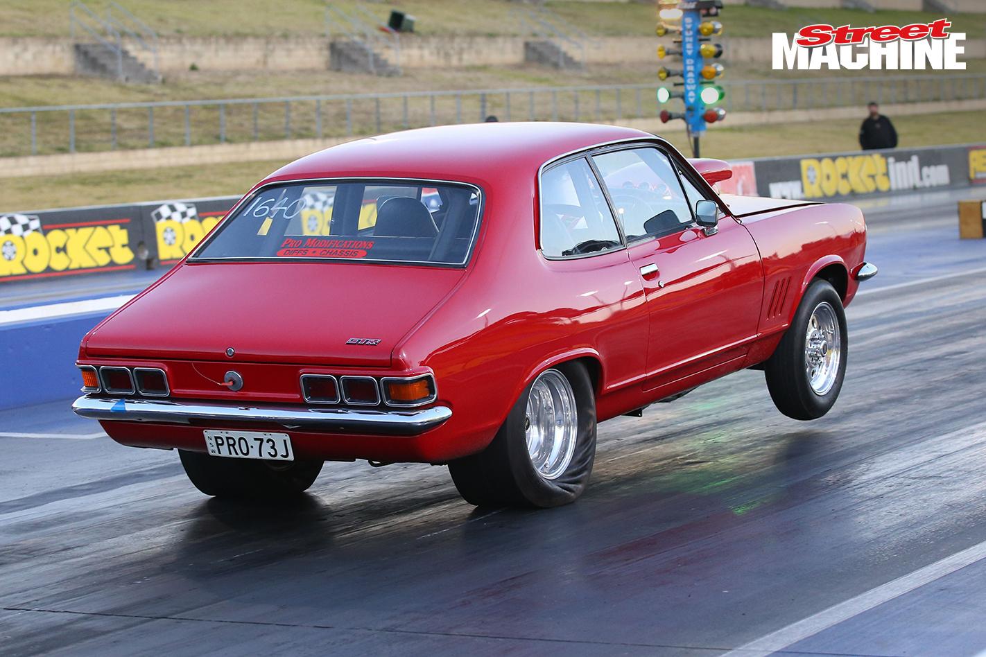Holden LJ Torana Coupe 308 1
