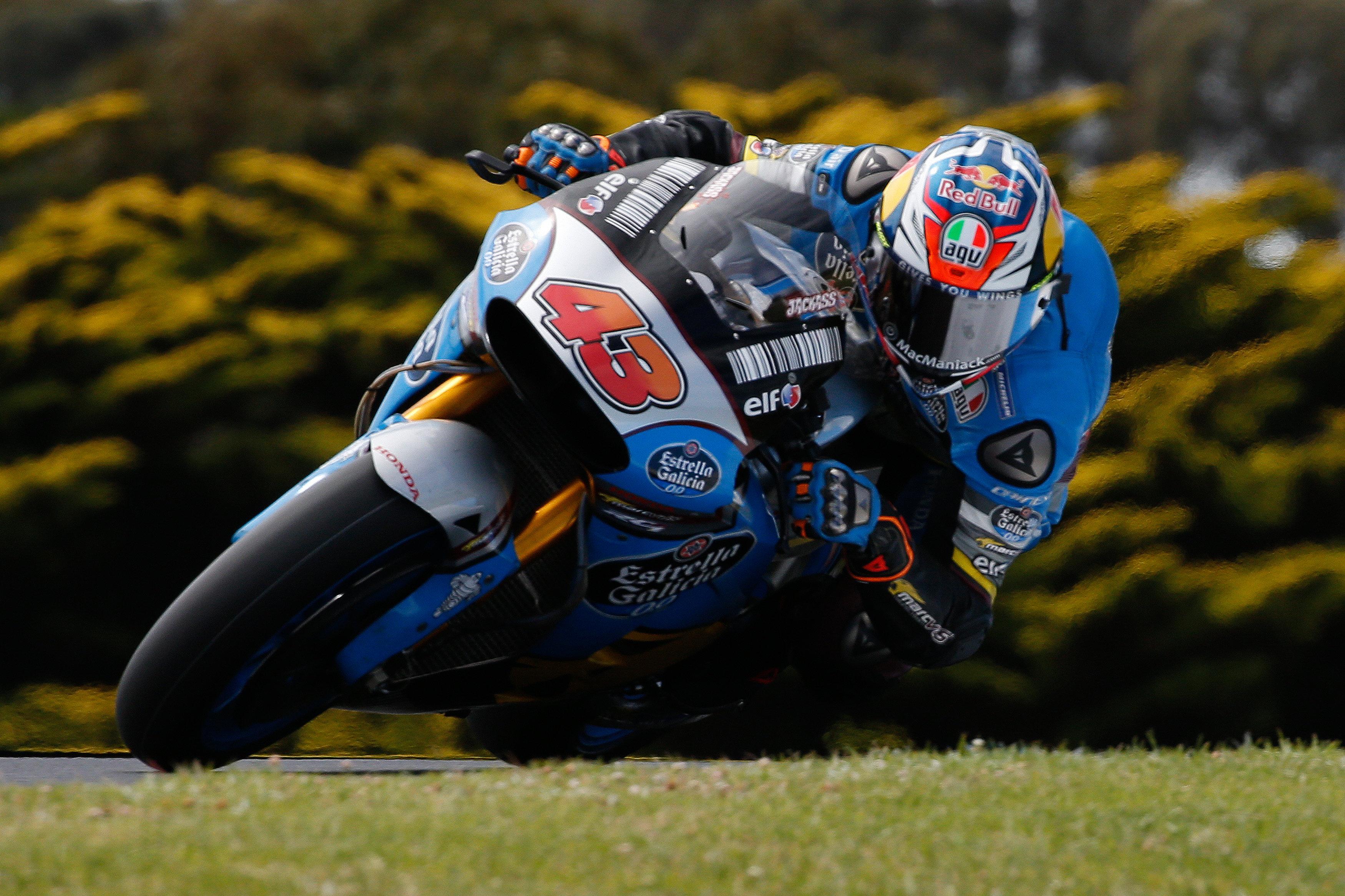 Miller 2017 Australian Moto GP Testing At Phillip Island