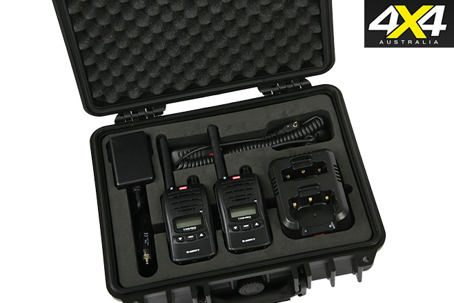 GME TX6150 UHF CB Radios