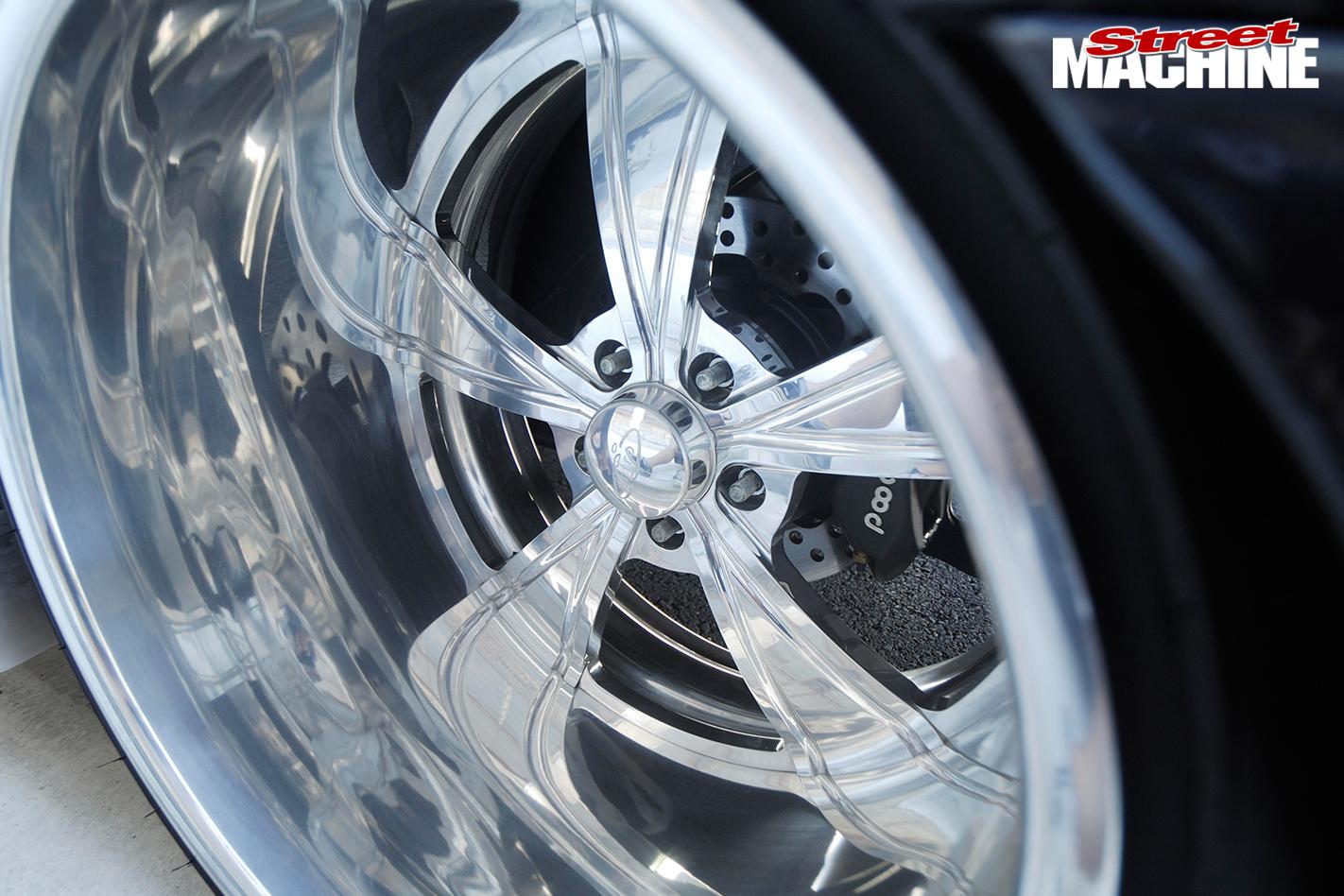 A-Monsta -wheel