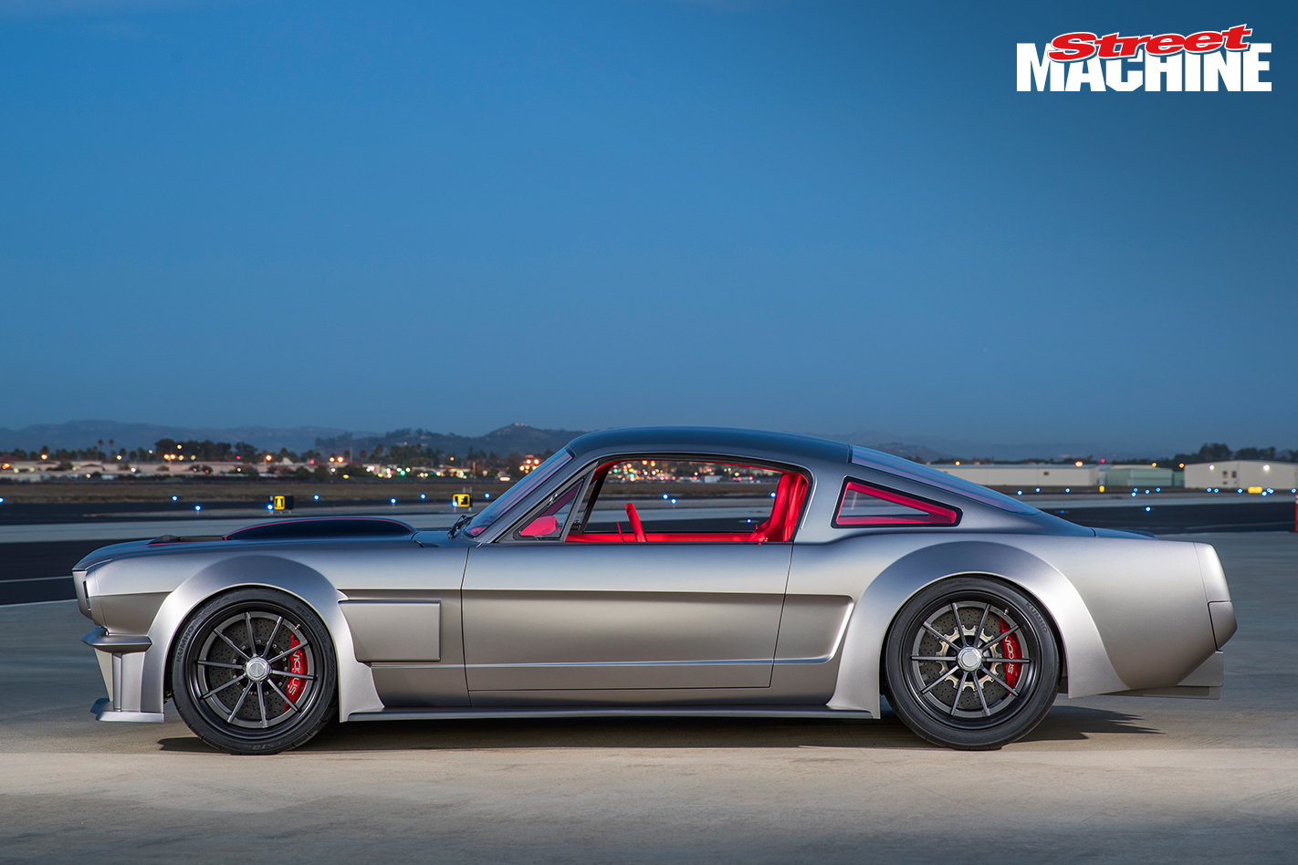 Vicious Mustang Timeless Kustoms