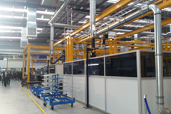 Dana -australia -new -facility -interior