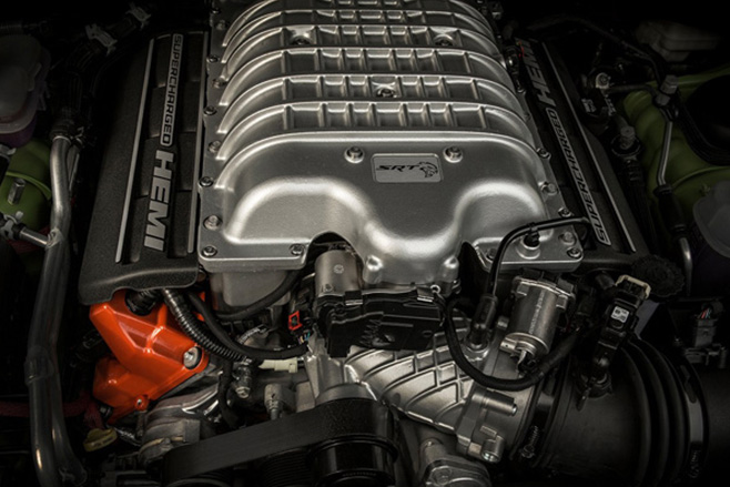 Grand -Cherokee -Trackhawk -engine