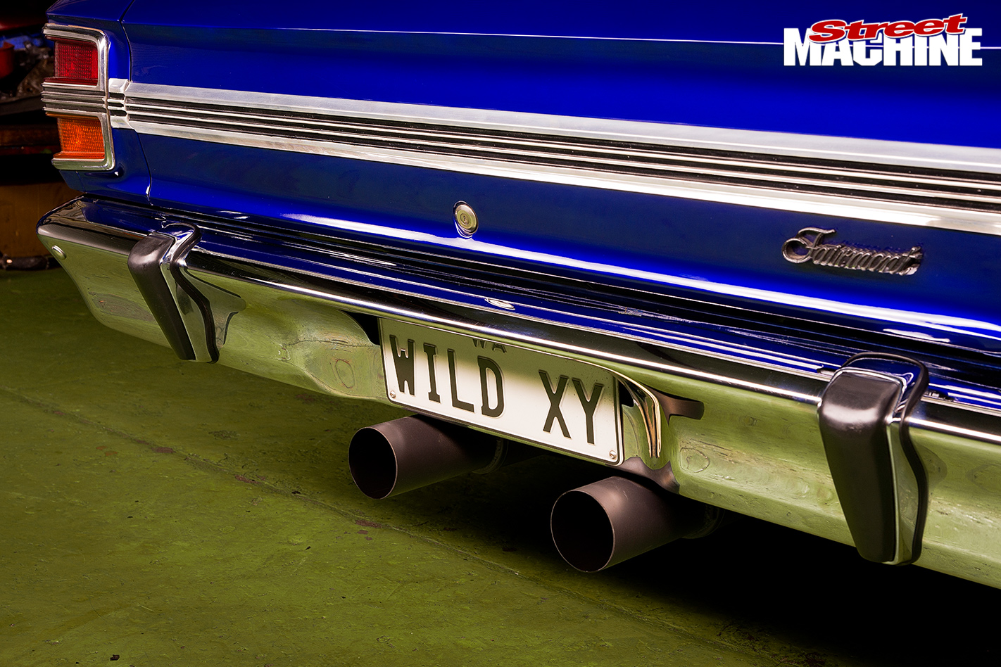 FORD-XY-FAIRMONT-SEDAN-exhaust