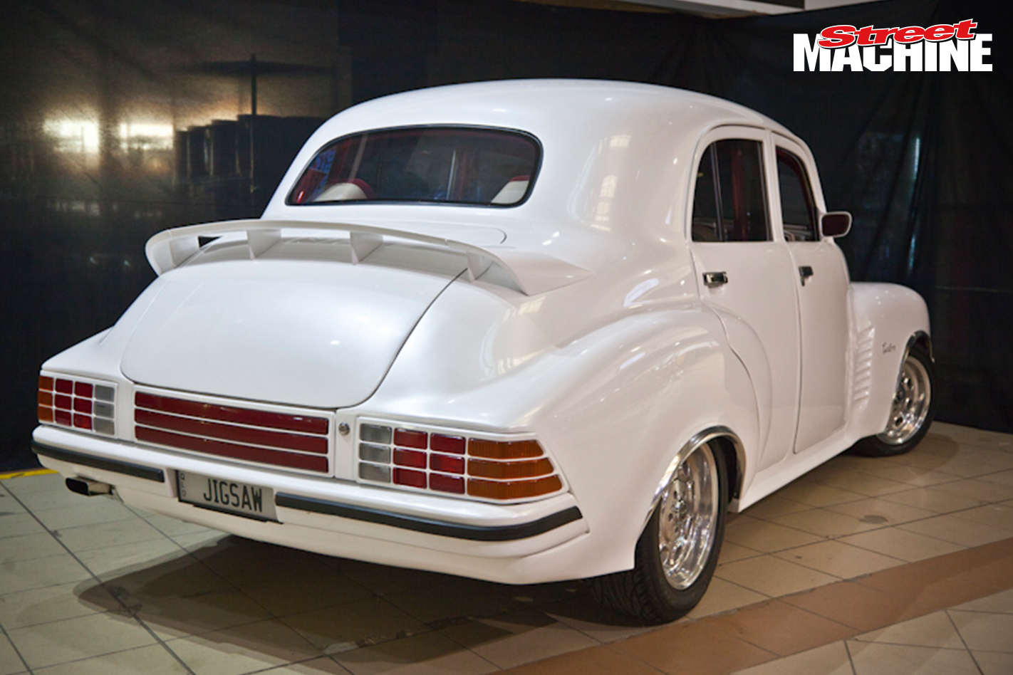 FJ Holden JIGSAW 7