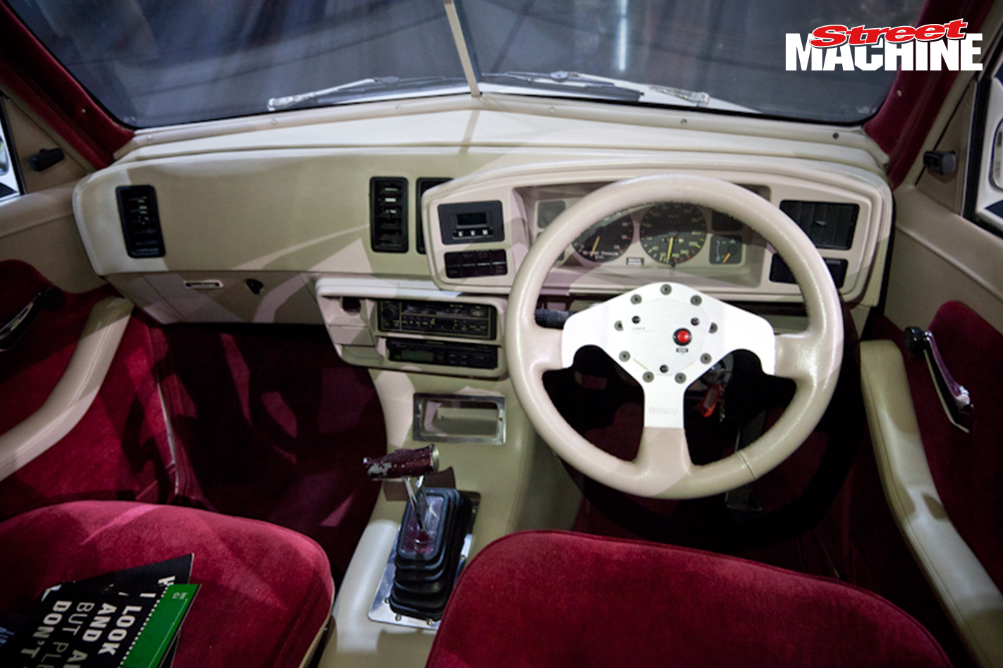 FJ Holden JIGSAW Interior 1