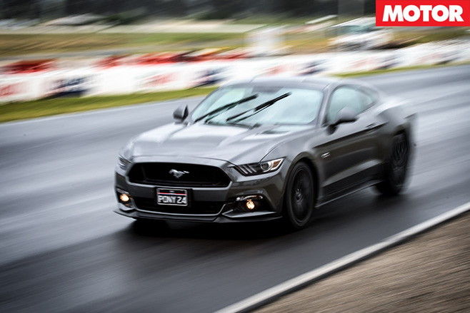 Mustang fast